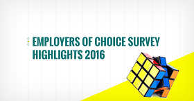 Employer Of Choice Survey Highlights 2016